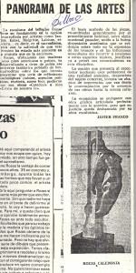 1979 Caledonia -critica Bilbao
