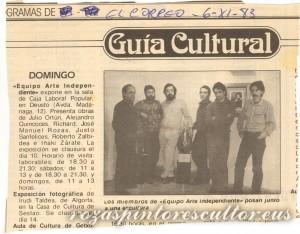 1983-11-06 El Correo