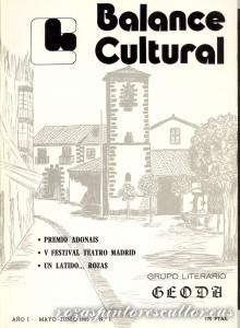 1985-06-30 Balance Cultural I