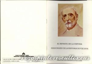 1986-12-15 El retrato en la pintura I