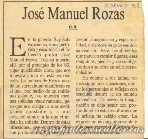1992-09-27 El Correo exposicion bay-sala