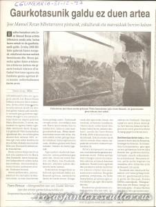 1997-12-31 Egunkaria I