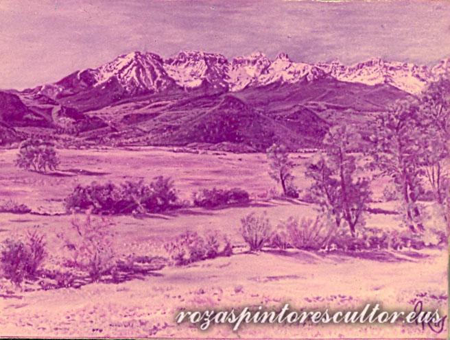 1960 Paisaia 90x66