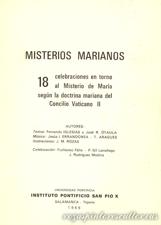 1966 Marian Mysteries 2