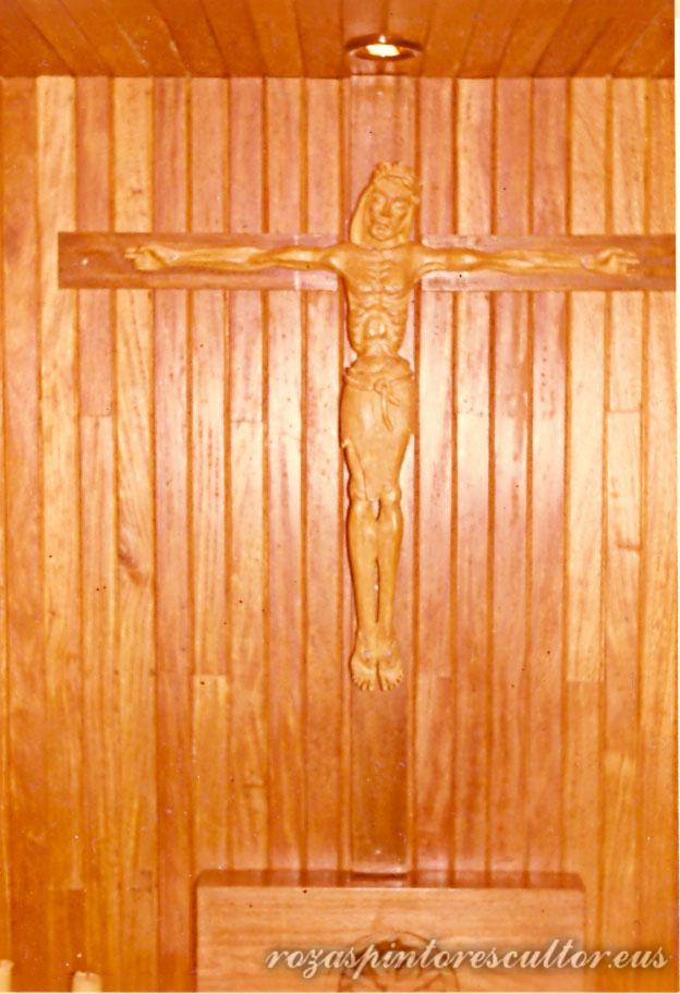1970 Cristo en Buenavista-Portugalete