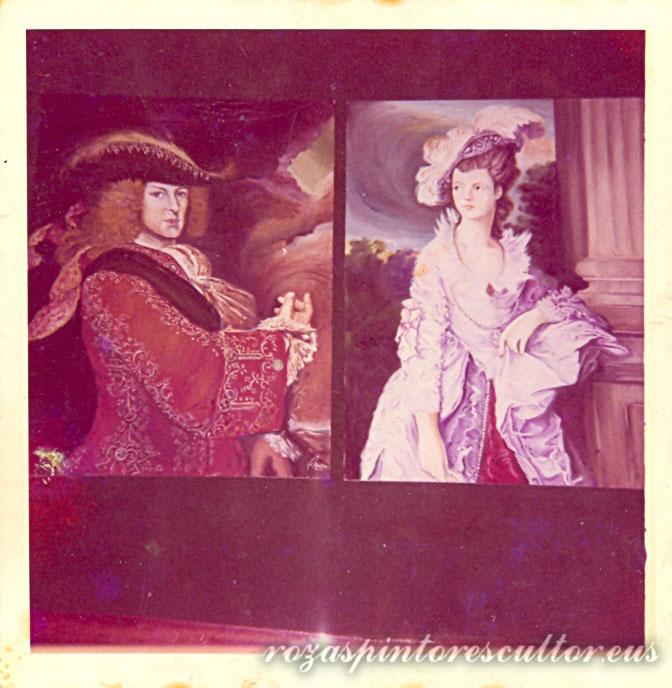 1970 Retratos