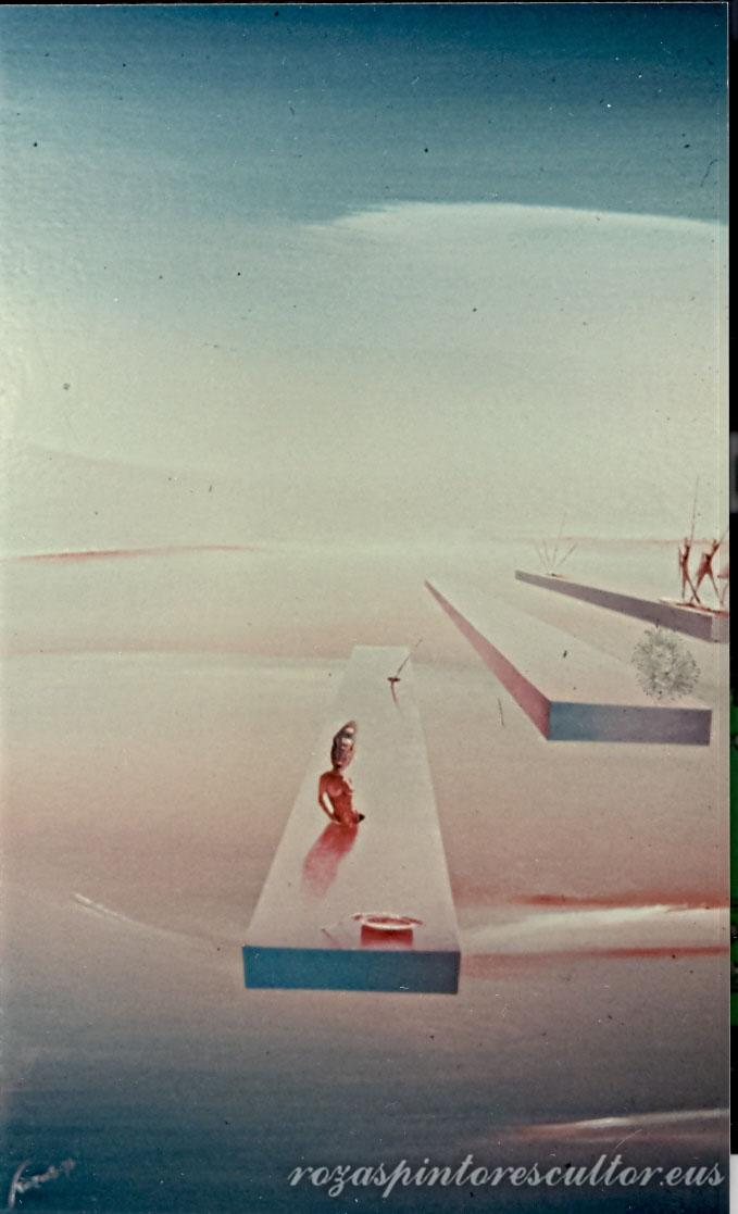 1971 The rescue 90x65