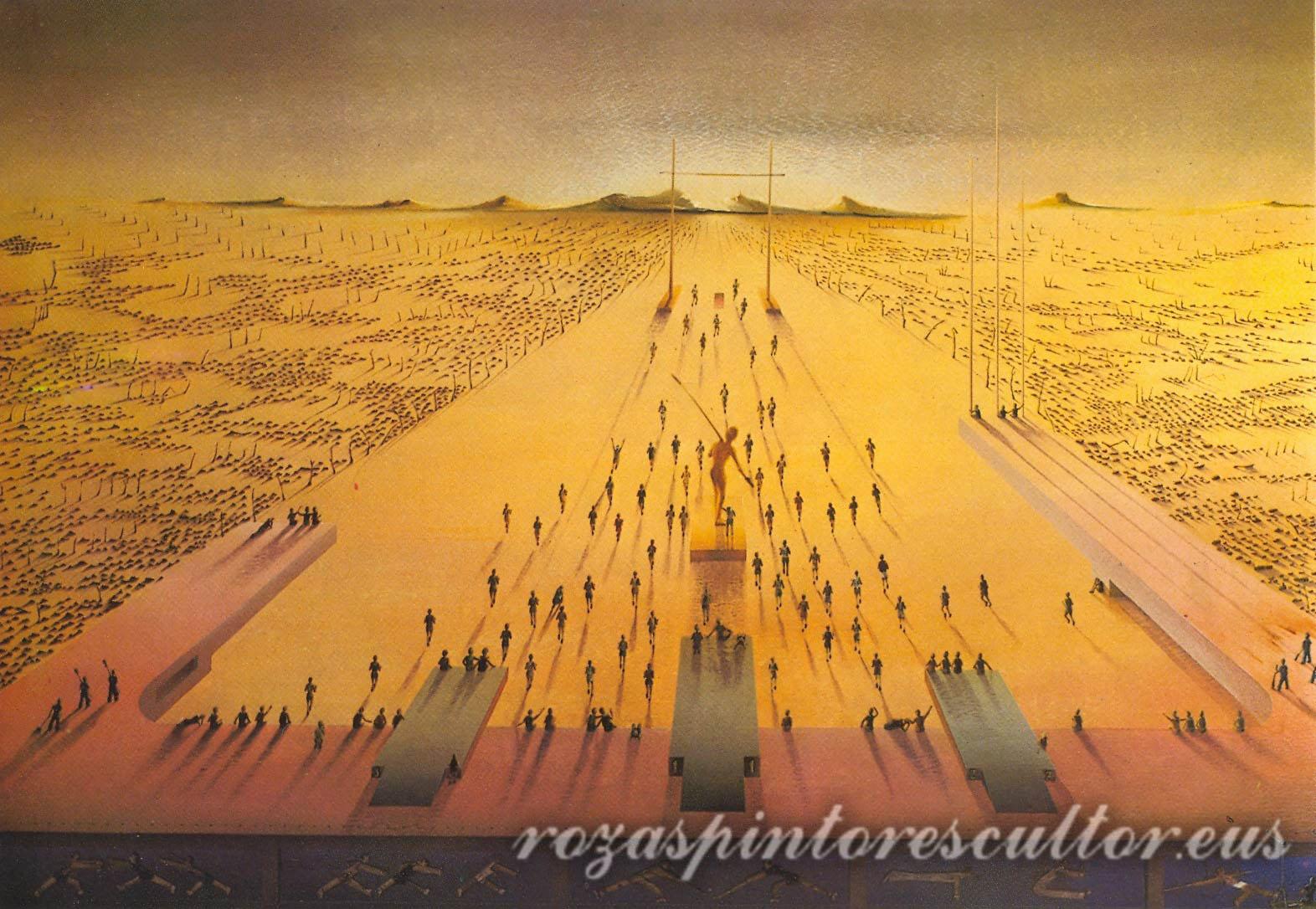 1972 Alegoria en amarillo 200x130