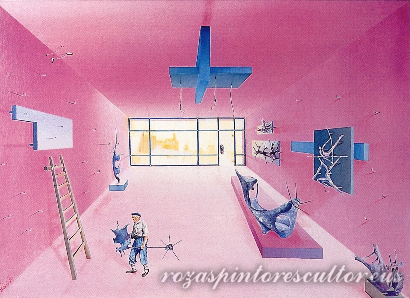 1972 Arte-areto garaikidea 99x66