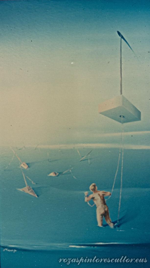 1973 En el espacio 90x60