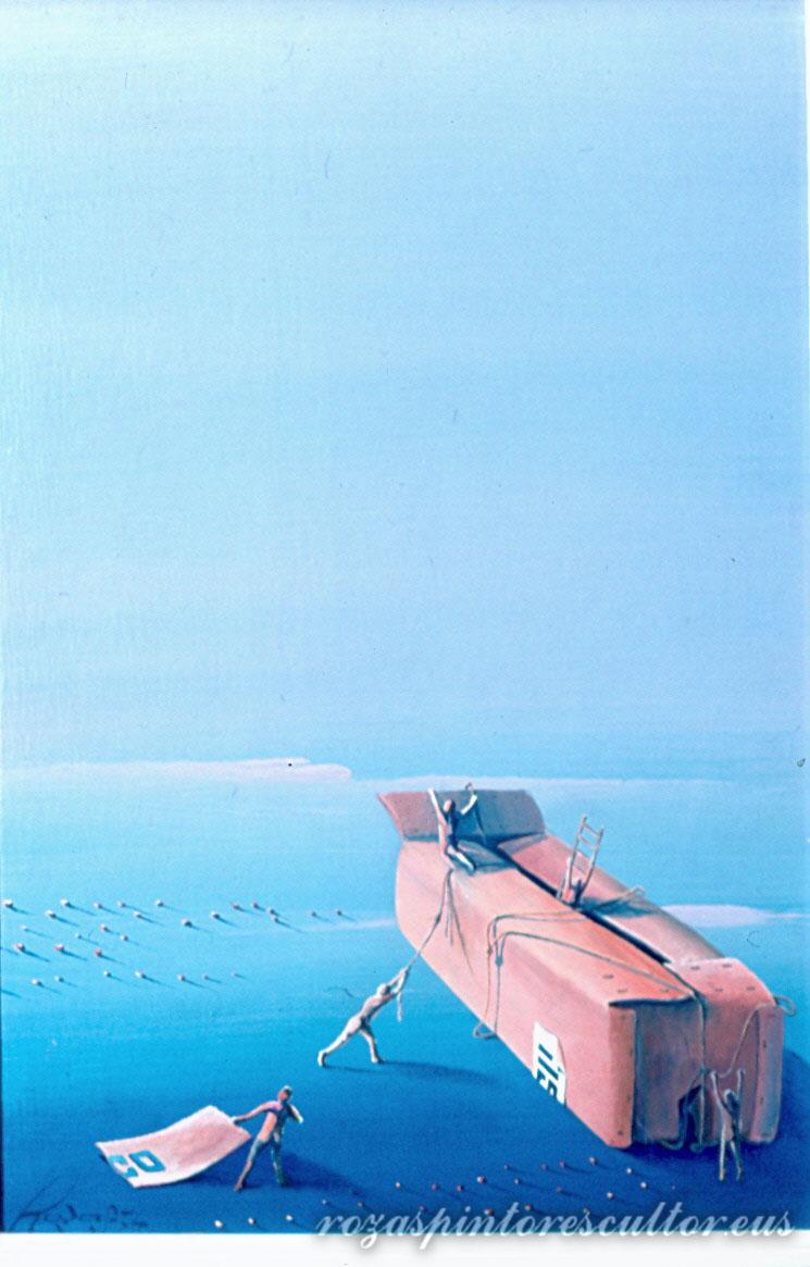 1974 Gizarte etxola 55x38