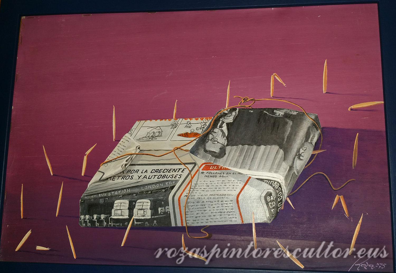 1975 El paquete 55x38