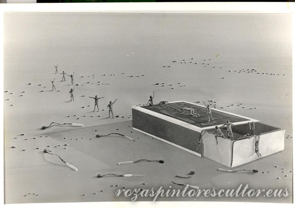 1976 Prison-breaking II 90x60