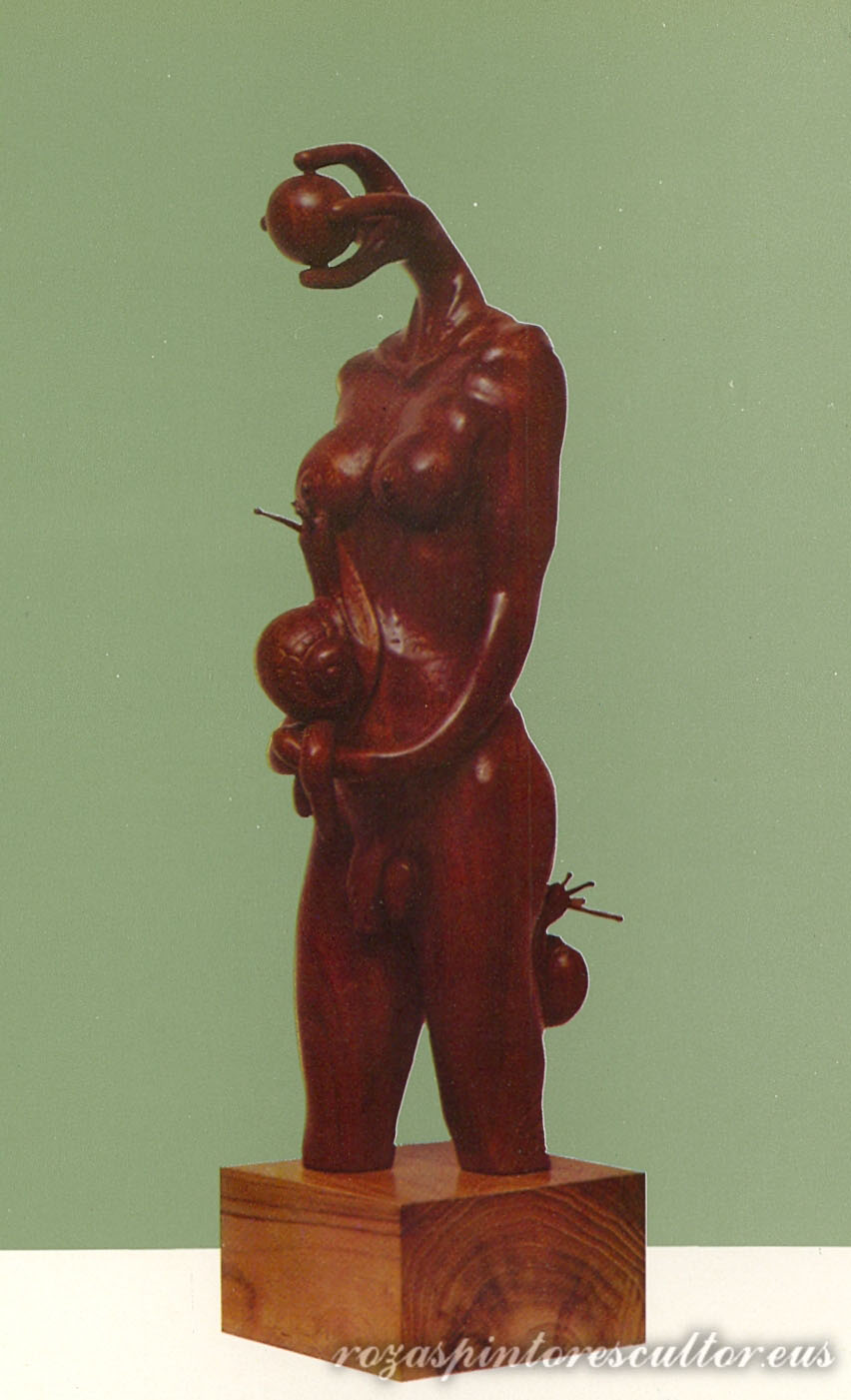 1977 Hermafrodita 70x25x20