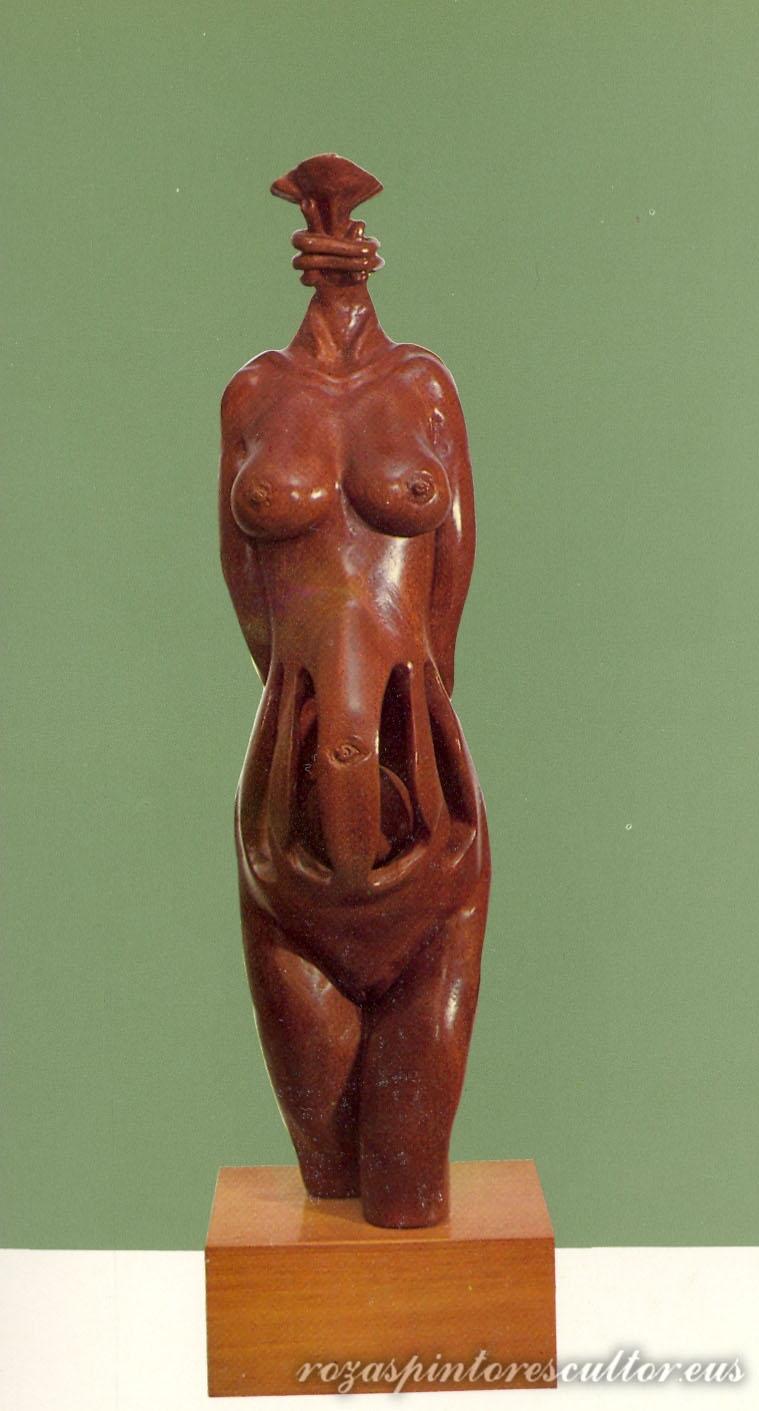 1977 Maternidad 60x20x20