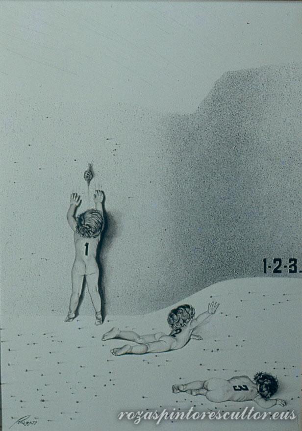 1977 Ultimo esfuerzo 80x60