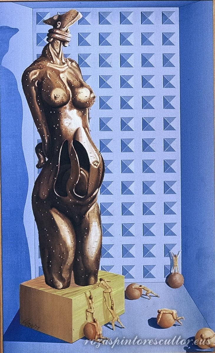 1978 Maternidad 90x60