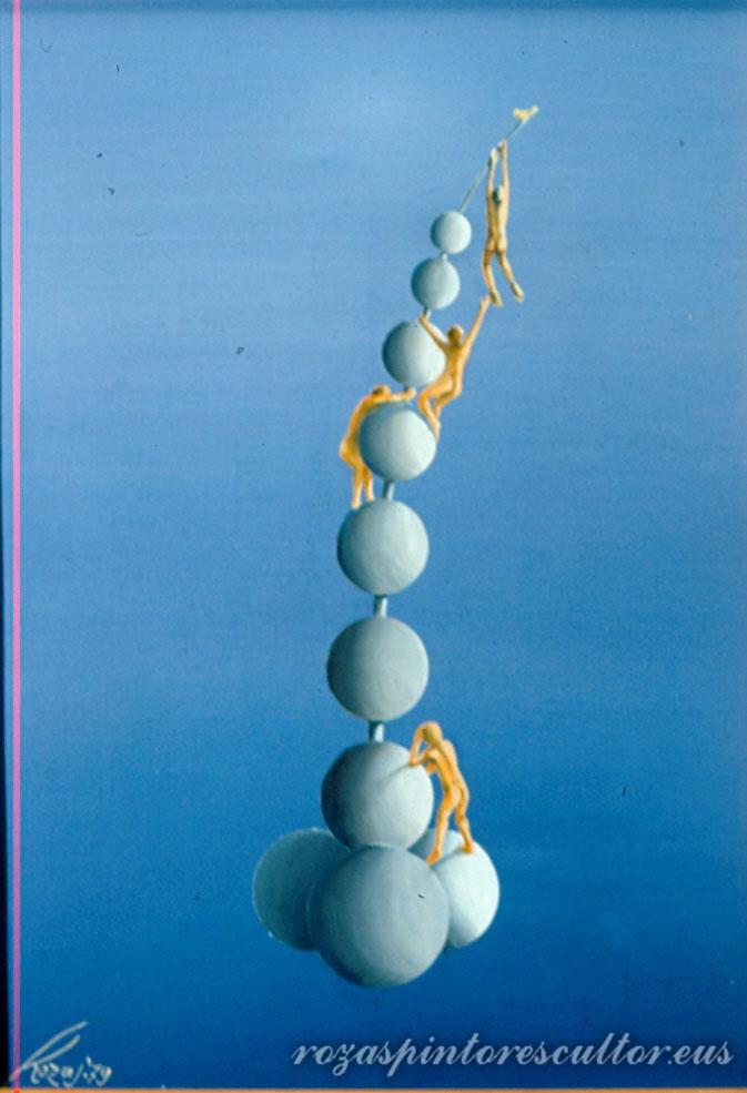 1979 Donibane-zuhaitz 45x35