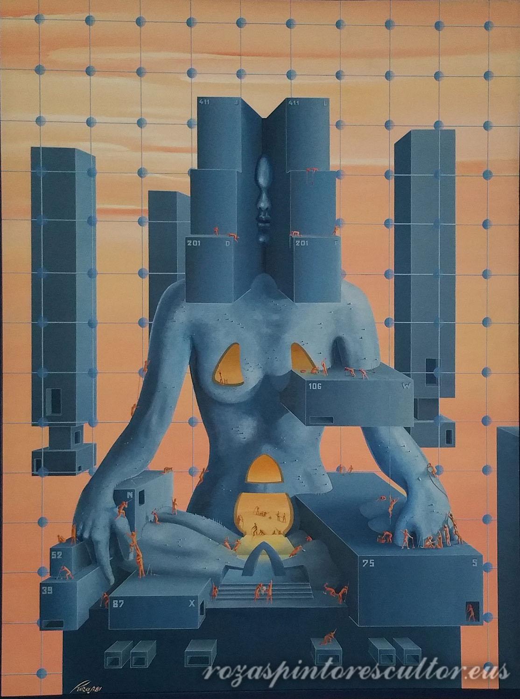 1981 Bosgarren Proiektua 140x105