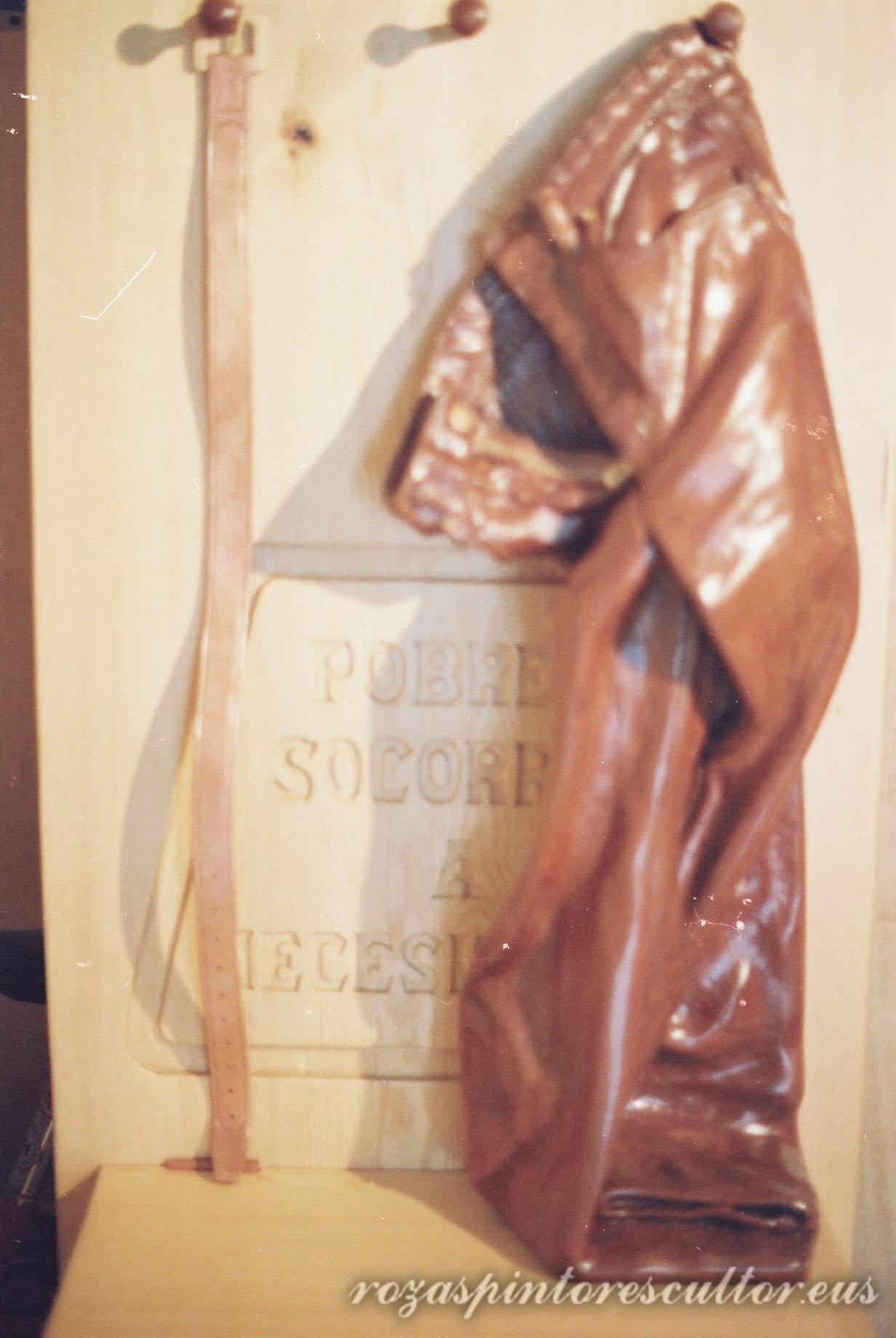 1983 Alegoria para una catedral sin altar - detalle