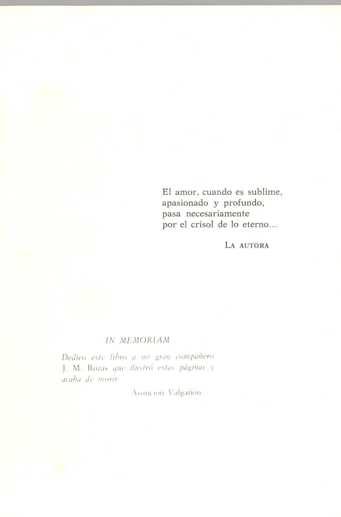 1983 Las moradas - in memorian