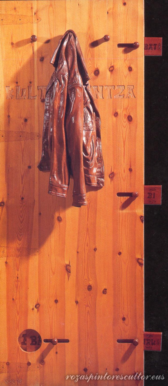 1983 Pedagogiarako alegoria 202x77x22