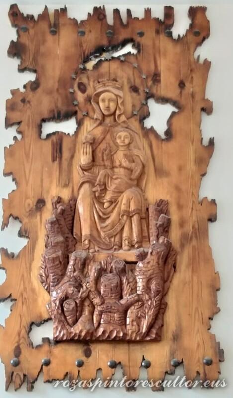 1960 Virgen de la Estrella-San Asensio 170x90
