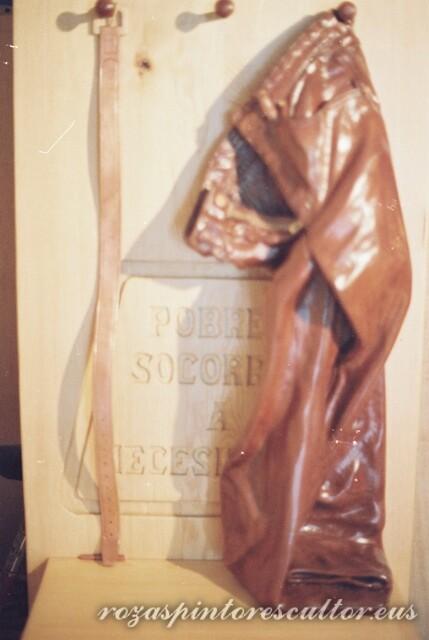 1983 Aldarerik gabeko katedral baterako alegoria 205x68x44 - Xehetasuna I